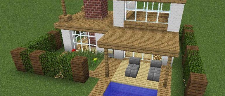 Как построить дом в майнкрафте (minecraft)